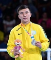 Финалист юношеской Олимпиады из Казахстана узнал соперника по дебюту в профи