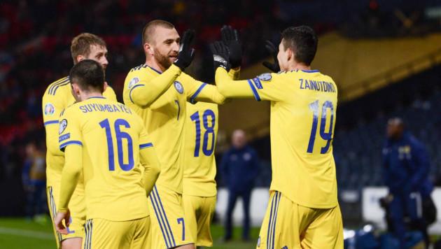 Стали известны даты матчей сборной Казахстана по футболу в Лиге наций