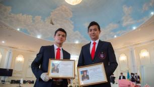 Жамбыл Кукеев получил благодарственное письмо от Нурсултана Назарбаева