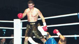 Два нокдауна и технический нокаут. Как у Казахстана появился первый в истории чемпион мира в профи