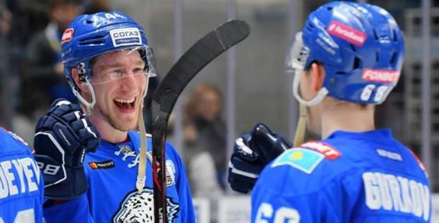 """Новый главный тренер """"Барыса"""" начнет карьеру в КХЛ с побед?"""