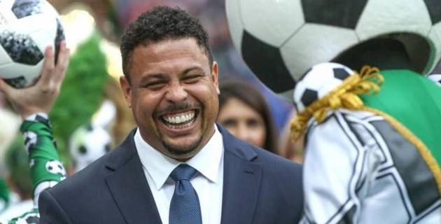 Роналдо назвал четырех лучших футболистов в истории