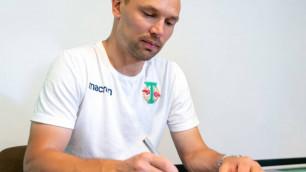 Экс-футболист сборной России возглавил московский клуб