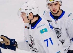 """Казахстанский хоккеист нашел новый клуб после ухода из системы """"Барыса"""""""