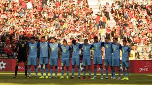Сборная Казахстана по футболу узнала регламент жеребьевки отбора на ЧМ-2022