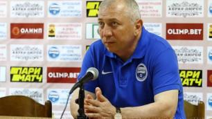 Экс-тренеру казахстанского клуба продлили дисквалификацию за участие в договорном матче