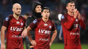 Клуб Жукова проиграл первый матч за право остаться в сильнейшей лиге Польши