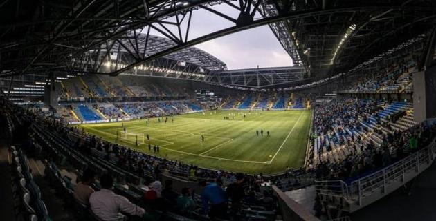 """УЕФА назвал для """"Астаны"""" сроки завершения ремонта стадиона для матчей Лиги чемпионов"""