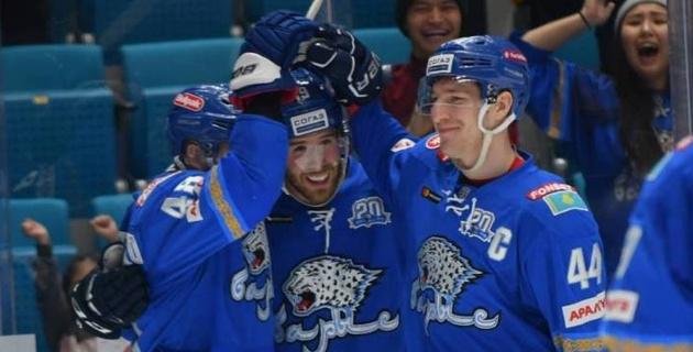 """""""Отряд не заметил потери бойцов"""". КХЛ подвела итоги сезона для """"Барыса"""""""