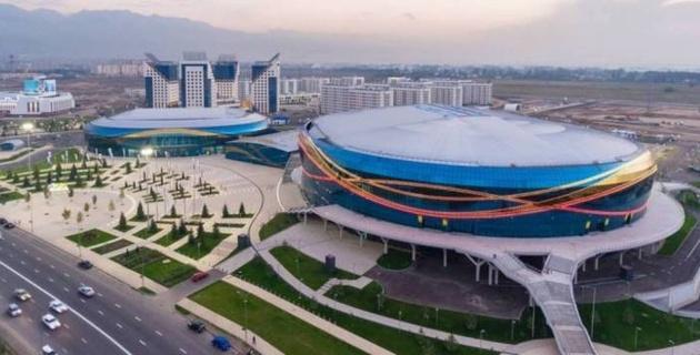 В Алматы спортивные арены переоборудуют под больницы для зараженных коронавирусом