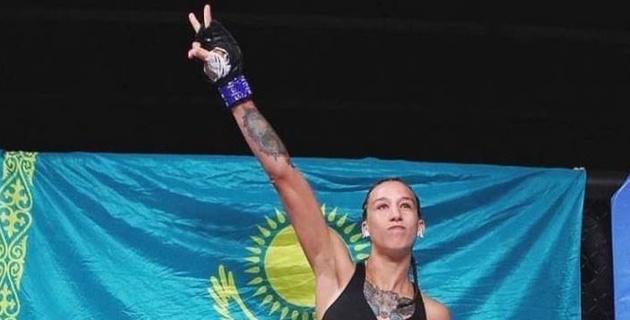 """""""Чувствуешь себя реально суперзвездой"""". Агапова - об условиях в UFC, популярности в США и следующем бое"""