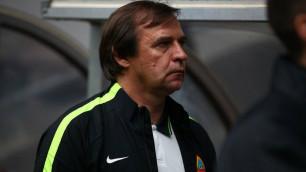"""Экс-тренер """"Кайрата"""" высказался о переходе Вагнера Лава и оценил его шансы на успех"""