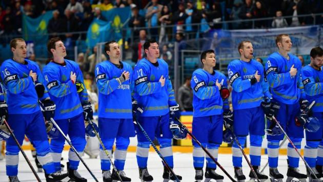 Сборная Казахстана по хоккею сыграет на турнире в Минске