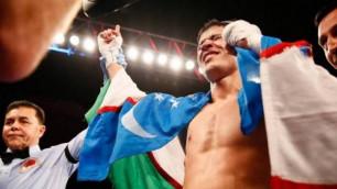 Названный заменой Головкина узбекский боксер получил бой против экс-чемпиона мира