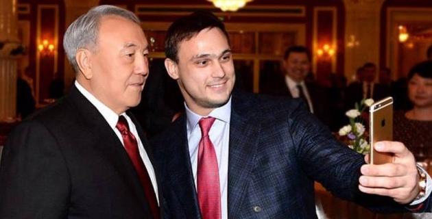 Илья Ильин рассказал о своих отношениях с Нурсултаном Назарбаевым