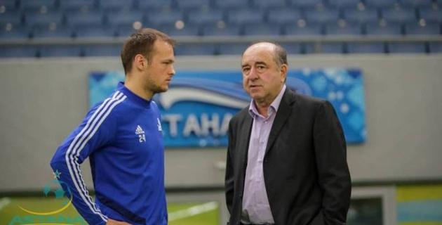 """Гурман рассказал, когда завершится ремонт на """"Астана Арене"""" и где пока будет играть """"Астана"""""""