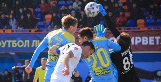 Опубликован календарь всех матчей казахстанской премьер-лиги после возобновления сезона