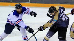 Хоккеист с опытом игры в КХЛ перешел в казахстанский клуб