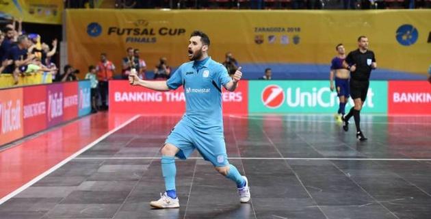 """""""Кайрат"""" официально объявил о подписании одного из лучших футзалистов мира"""