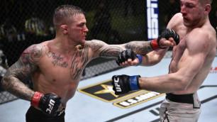 Порье одержал победу в первом бою после поражения от Хабиба в UFC