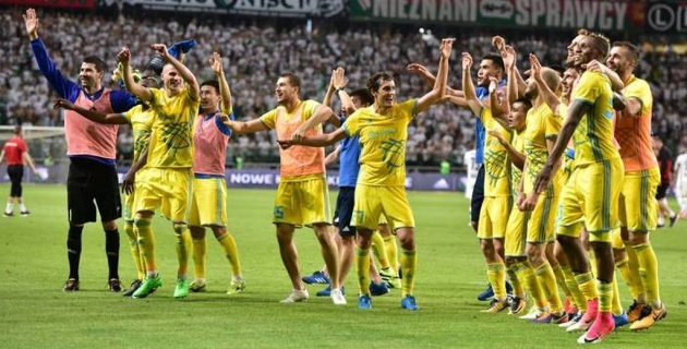 """""""Астана"""" осталась без домашнего стадиона для возобновления КПЛ-2020"""