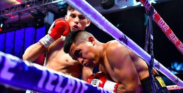 Чемпион мира нокаутировал мексиканца