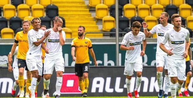 Немецкий клуб сделал камбэк со счета 0:2 после выхода экс-футболиста сборной Казахстана