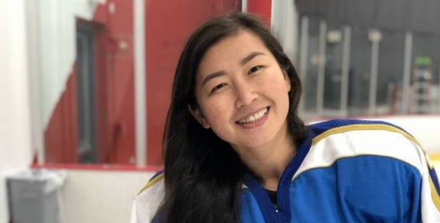 Казахстанская хоккеистка стала главным тренером клуба в США