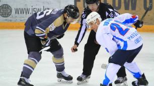 Стала известна дата старта чемпионата Казахстана по хоккею