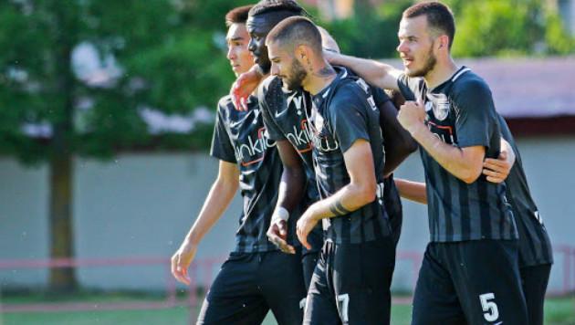 Казахстанский нападающий помог европейскому клубу одержать первую победу в сезоне