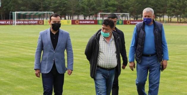 """Стадионы """"Тобола"""" получили допуск к возобновлению сезона"""