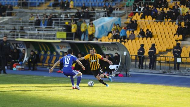 Qazsport будет транслировать все матчи чемпионата Казахстана по футболу