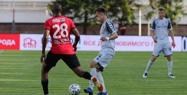 Казахстанский футболист после гола попал в символическую сборную тура зарубежного чемпионата