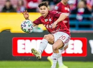 Футболист сборной Казахстана из польского клуба выбыл до конца сезона