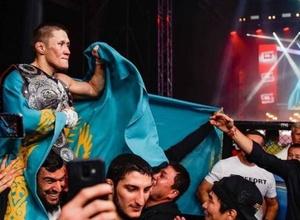 """Дана Уайт показал инфраструктуру """"Бойцовского острова"""" UFC, где выступят казахстанцы"""