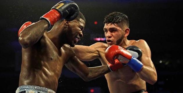 Тренировавшийся с Головкиным американский боксер одержал 30-ю победу в карьере