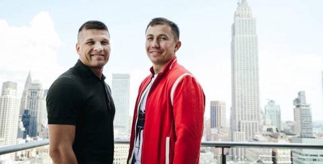 Деревянченко после поражения от Головкина стал главным претендентом на бой с чемпионом мира