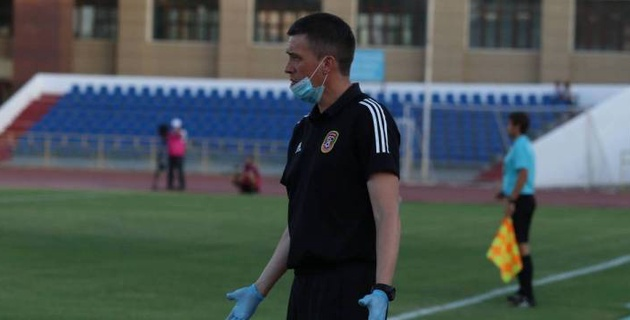 """Новый тренер """"Шахтера"""" рассказал о победе над """"Ордабасы"""" в матче с двумя удалениями"""