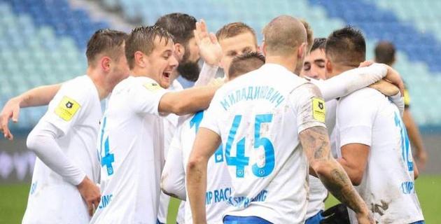 Клуб казахстанца из российской премьер-лиги ушел от поражения на 92-й минуте
