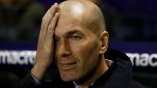 """Зидан отреагировал на слухи о возможном уходе Месси из """"Барселоны"""""""