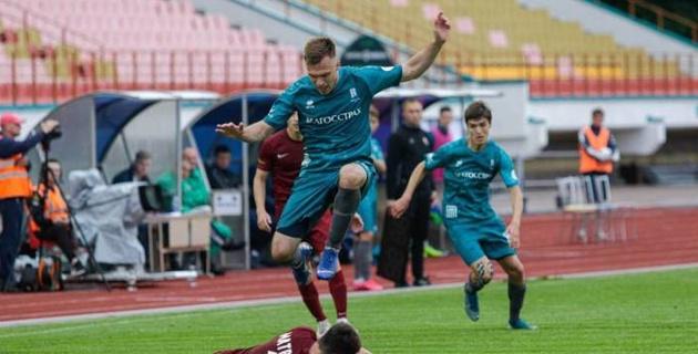 Прямая трансляция матча с участием самого казахстанского клуба в чемпионате Беларуси