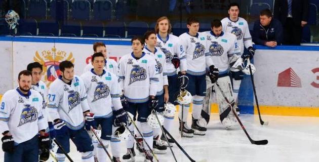 ВХЛ опубликовала расписание предсезонных игр казахстанских клубов