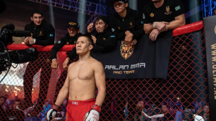 Жалгас Жумагулов рассказал, под какую песню будет дебютировать в UFC