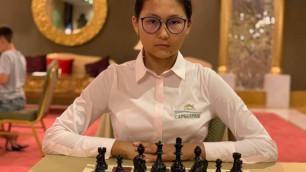 Бибисара Асаубаева выступит на третьем этапе Гран-при мирового турнира по быстрым шахматам