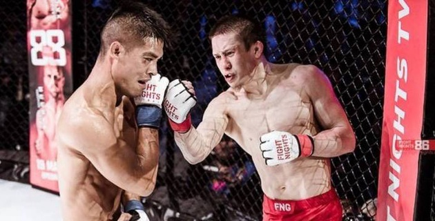Жалгаса Жумагулова пообещали нокаутировать в дебютном бою в UFC