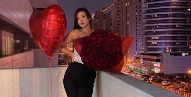Сабину Алтынбекову признали самой красивой волейболисткой мира