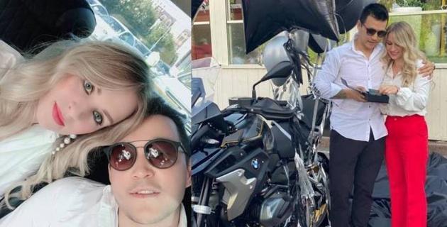 Талгат Жайлауов получил роскошный подарок от жены на день рождения