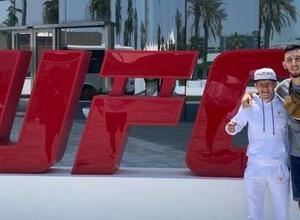 """""""Рахмет за поддержку!"""". Менеджер рассказал о главной мотивации Жумагулова для победного дебюта в UFC"""