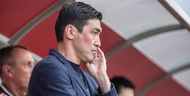 Самат Смаков заявил о желании стать главным тренером сборной Казахстана