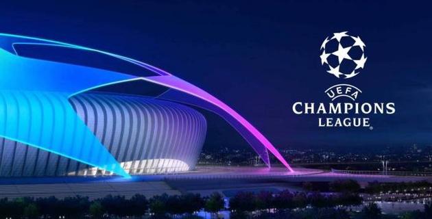 Стали известны результаты жеребьевки 1/4 и 1/2 финала Лиги чемпионов